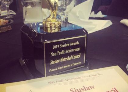 Siuslaw Award for Non-Profit Achievement